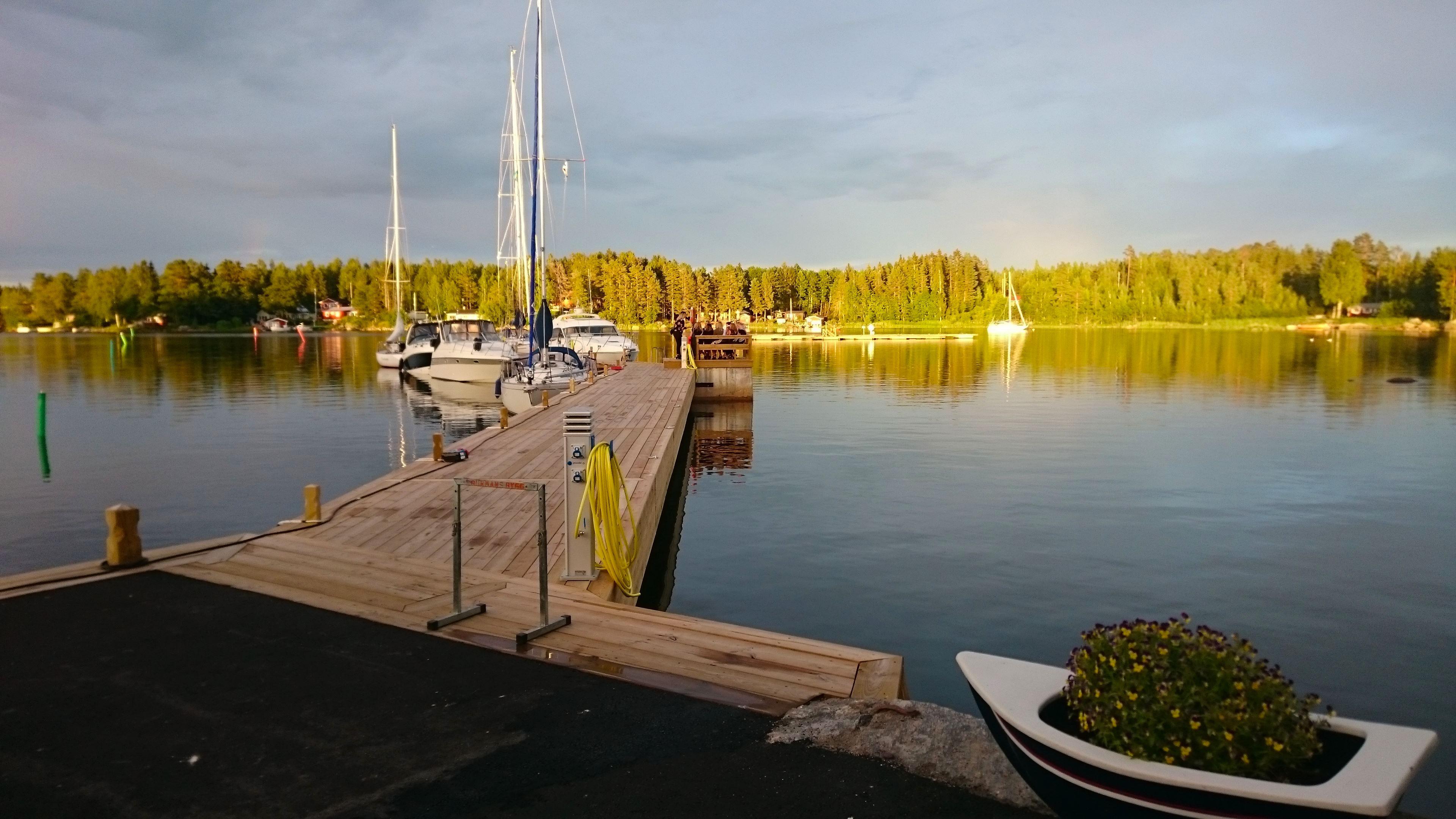 Carina Säker, Skärså Gästhamn