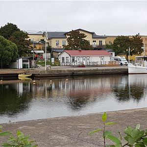 Söderhamns Citycamping Ställplats