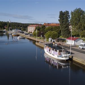 Söderhamn City Camping Ground
