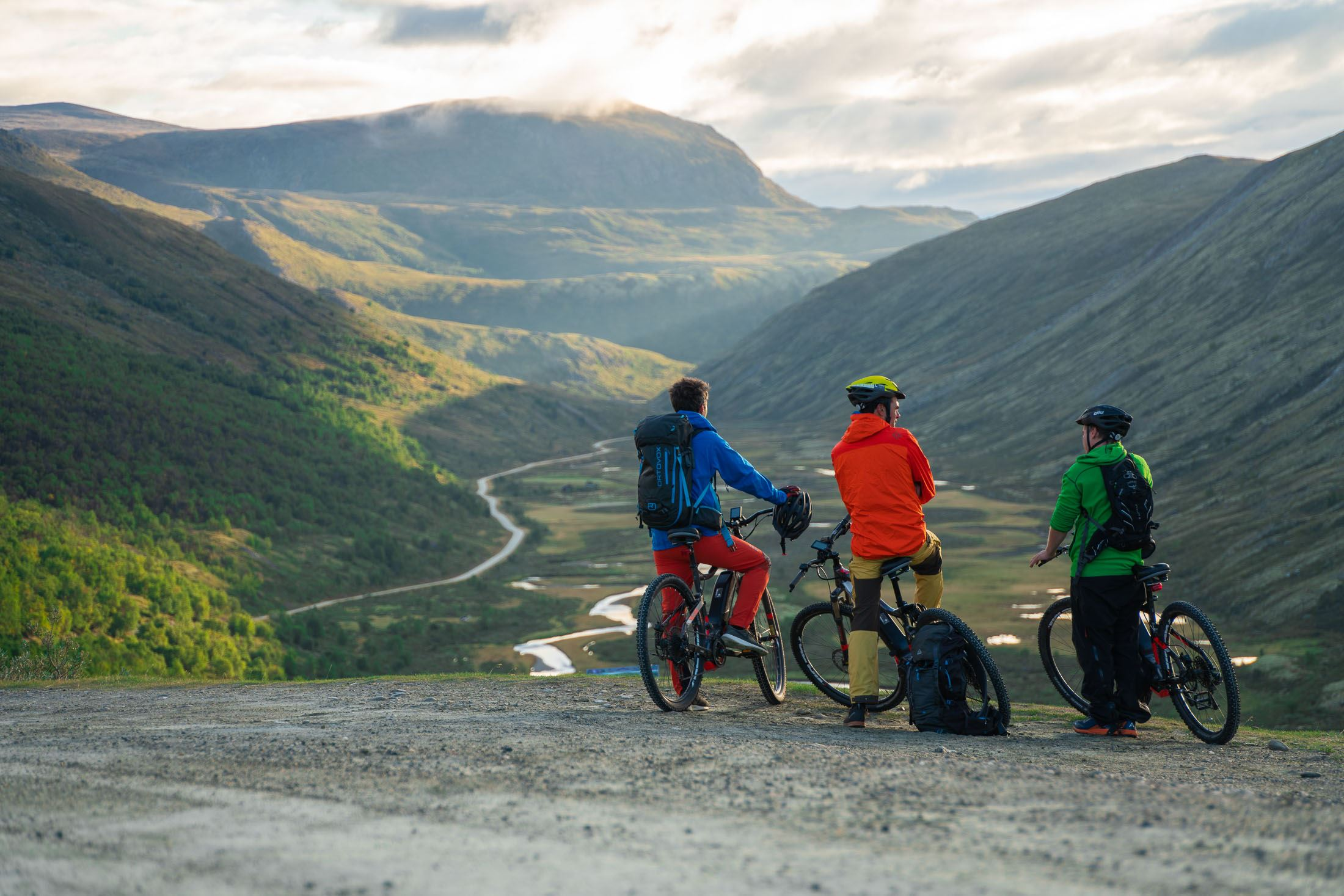 Foto: Yngve Ask/Mountains of Norway
