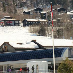 Hafjell ski race