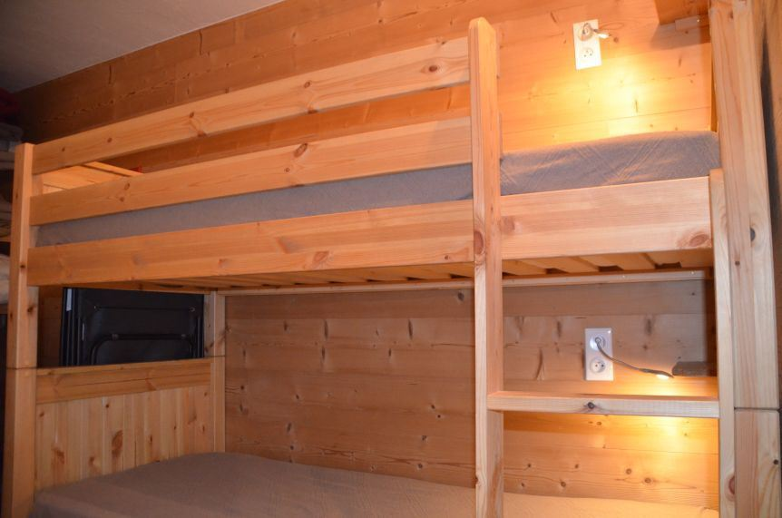 2 Rooms cabin 4 Pers ski-in ski-out / ARAVIS 111