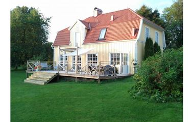 Dalsjöfors - Large, beautiful house with lake area - 6000