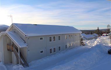 Fjällterrassen 3, lgh 41-56 - Stort och familjevänligt boende nära liftar och skidanläggningen.