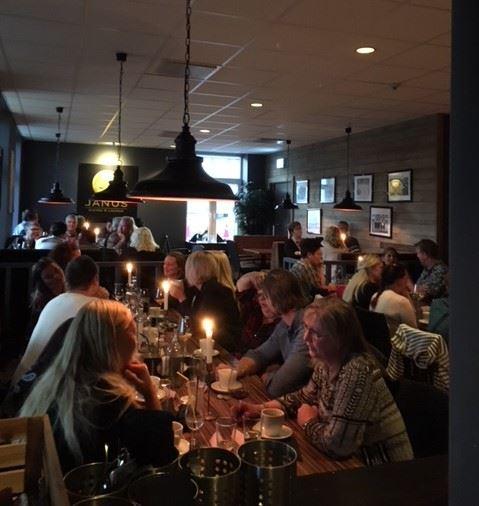 Janos Bistro & Lounge Ljusdal Restaurang Hälsingland