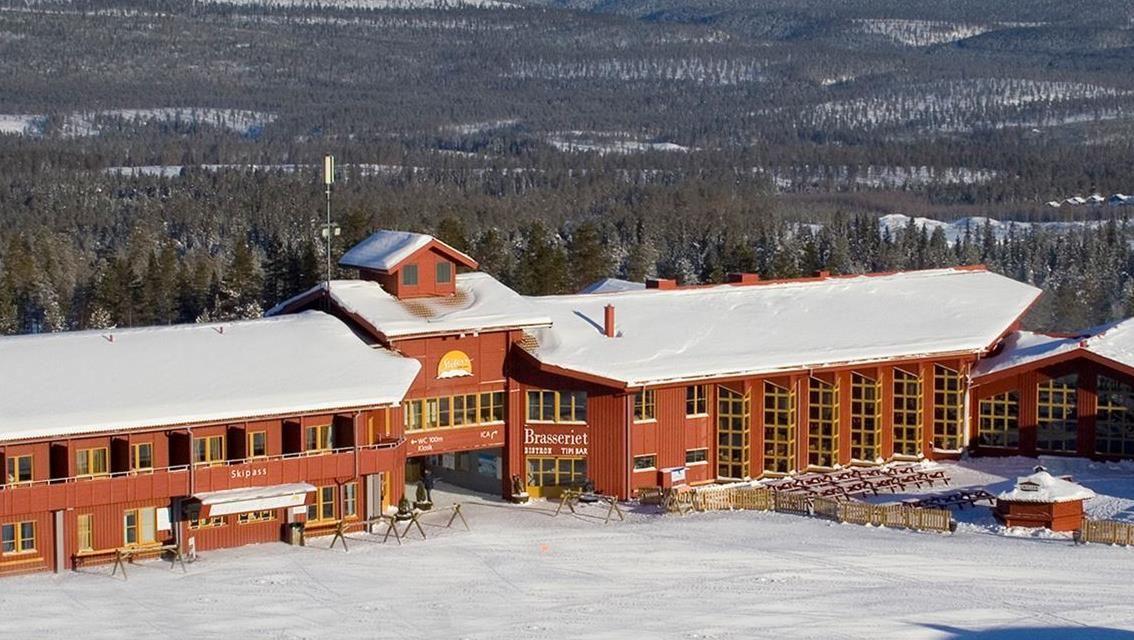 Best Western Stöten Ski Hotel
