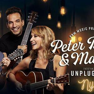 Peter, Bruno & Matilda (nästan) Unplugged