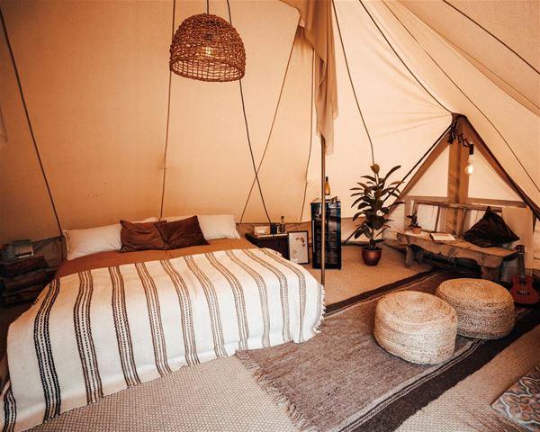 Surflogiet - Luxury Tent
