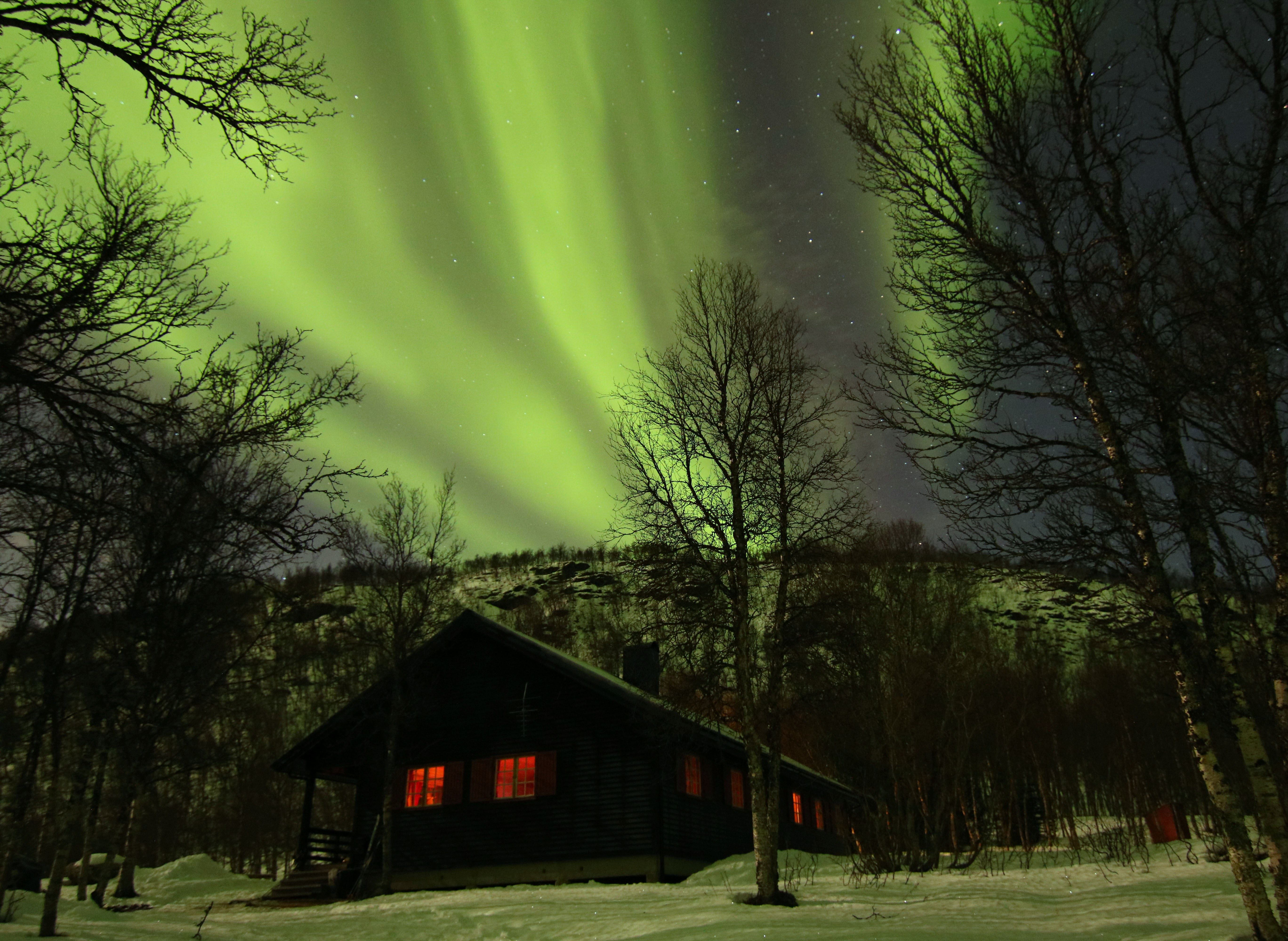 !SPECIAL PACKAGE! 3 Nights at Polar Cabin - All Inclusive - Accomodation, Food and Activities (2-6 people) - Polar Cabin