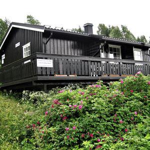 Sørlia hytte Bergstad nr. 17