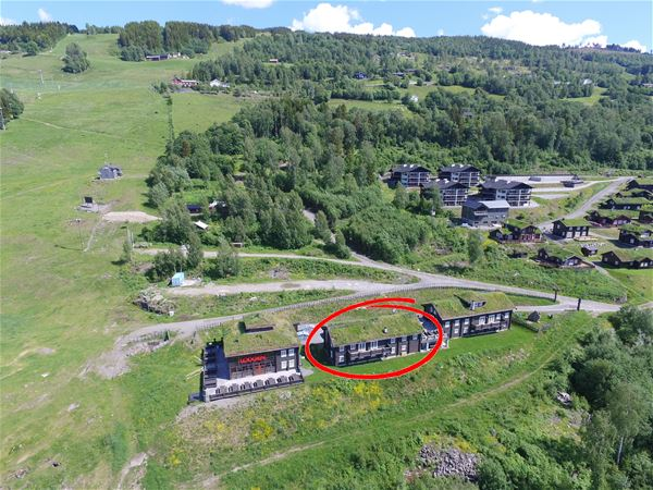 Hafjell Lodge 24 storhytte