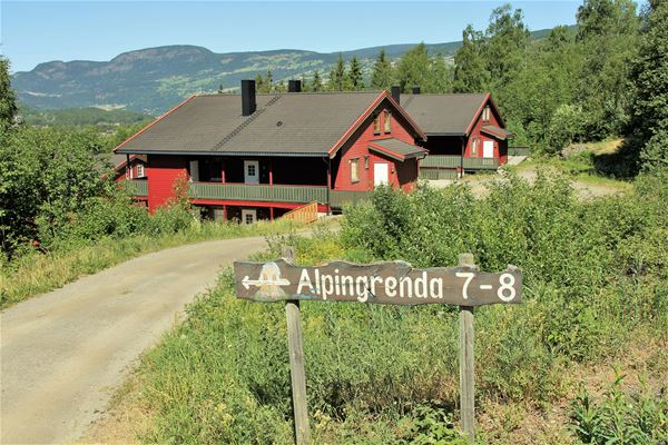 Alpingrenda nr. 7C