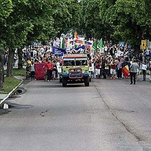 FLYTTAD! Söderhamn Pride 2020