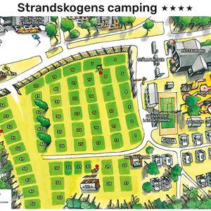 Strandskogen Campsite