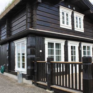 Mosetervegen 484 cottage