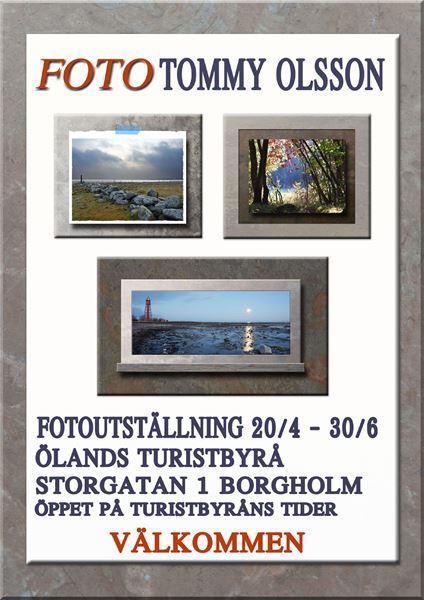 Fotoutställning  Turistbyrån Borgholm