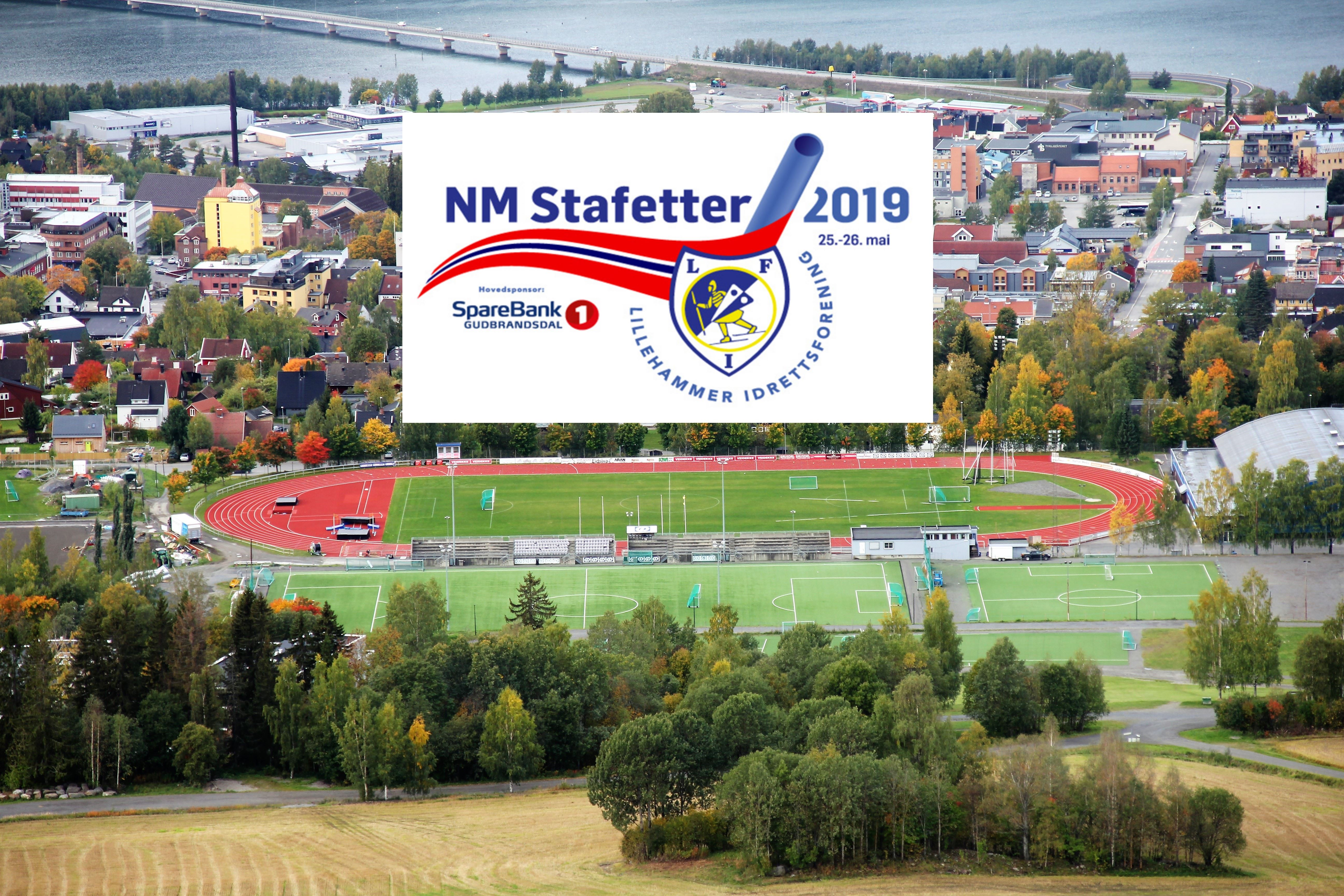 NM stafetter 2019