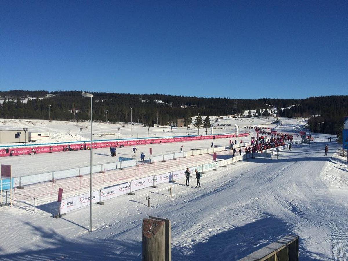Birkebeineren skistadion