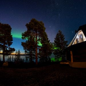 Wilderness Hotel Inari