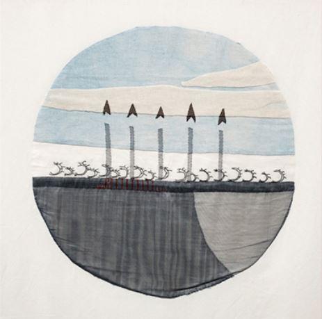 Britta Marakatt-Labba - Historia i stygn