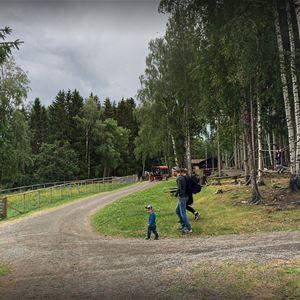 Barnas gård Hunderfossen