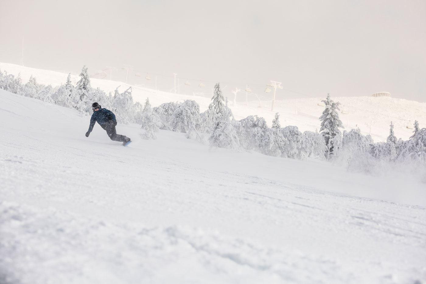 Snowboardpaket Medel/Avanc