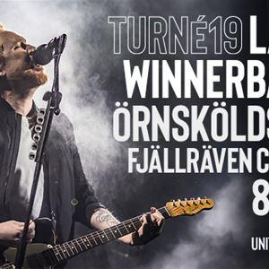 LARS WINNERBÄCK TILL FJÄLLRÄVEN CENTER 8 NOVEMBER