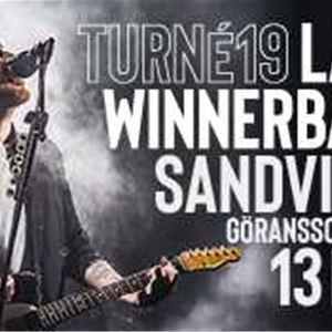 Lars Winnerbäck - Arenaturné