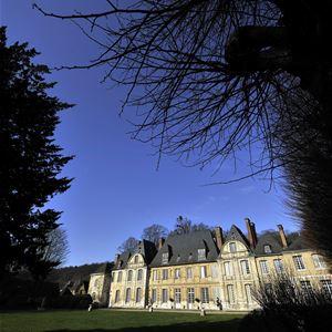 Le Château du Taillis pendant l'été 44 (visites privées)