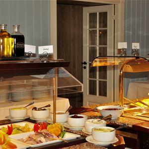 1.mai buffet Hafjell Hotell