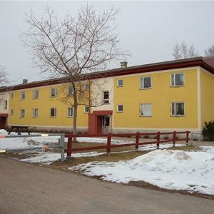 Vasaloppet. Privat lägenhet M158, Monumentsvägen, Mora