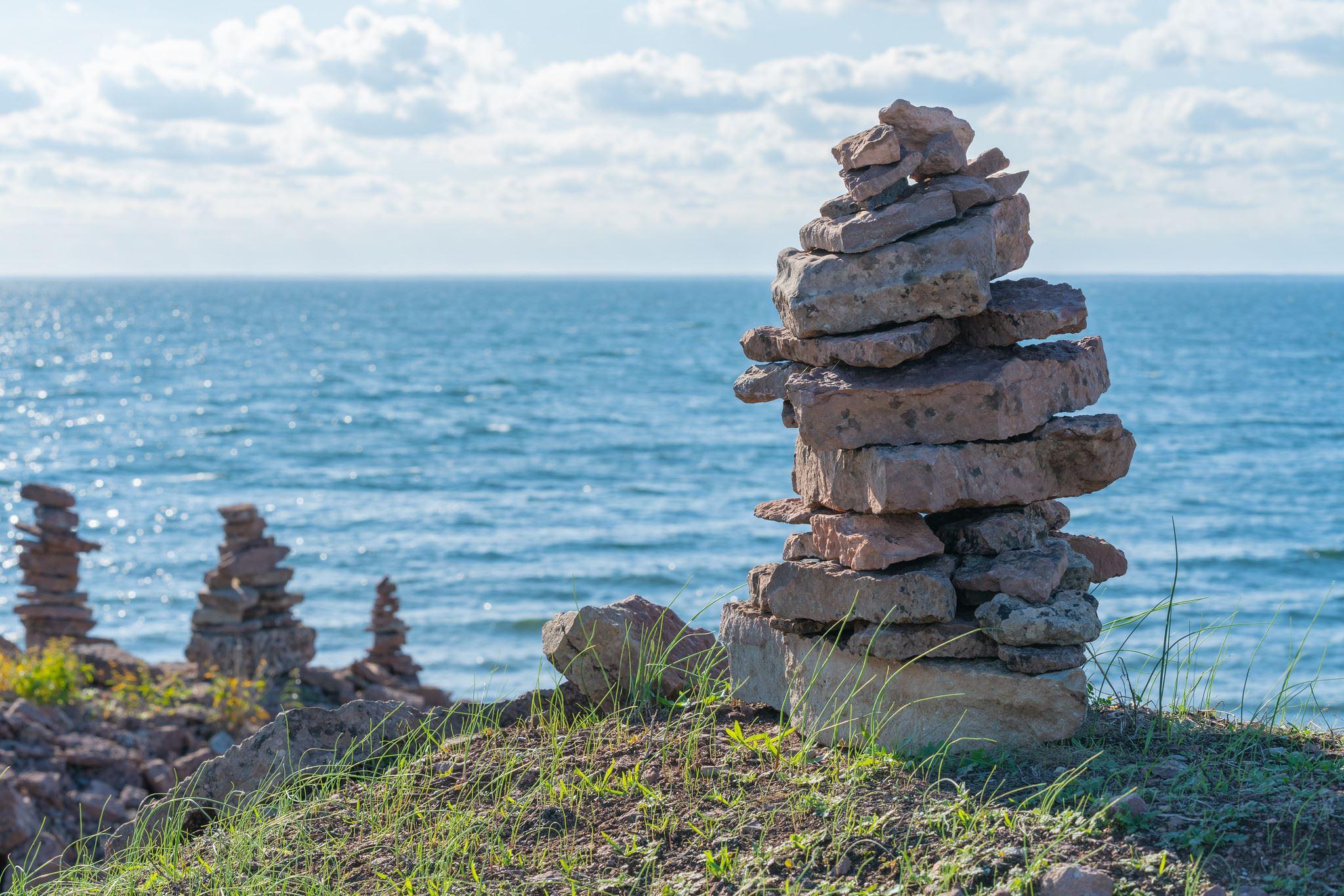 Påsk i Ölands stenrike
