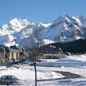 © OT LOURON, VLG002 - Maison sur pied des pistes de la station du Val Louron