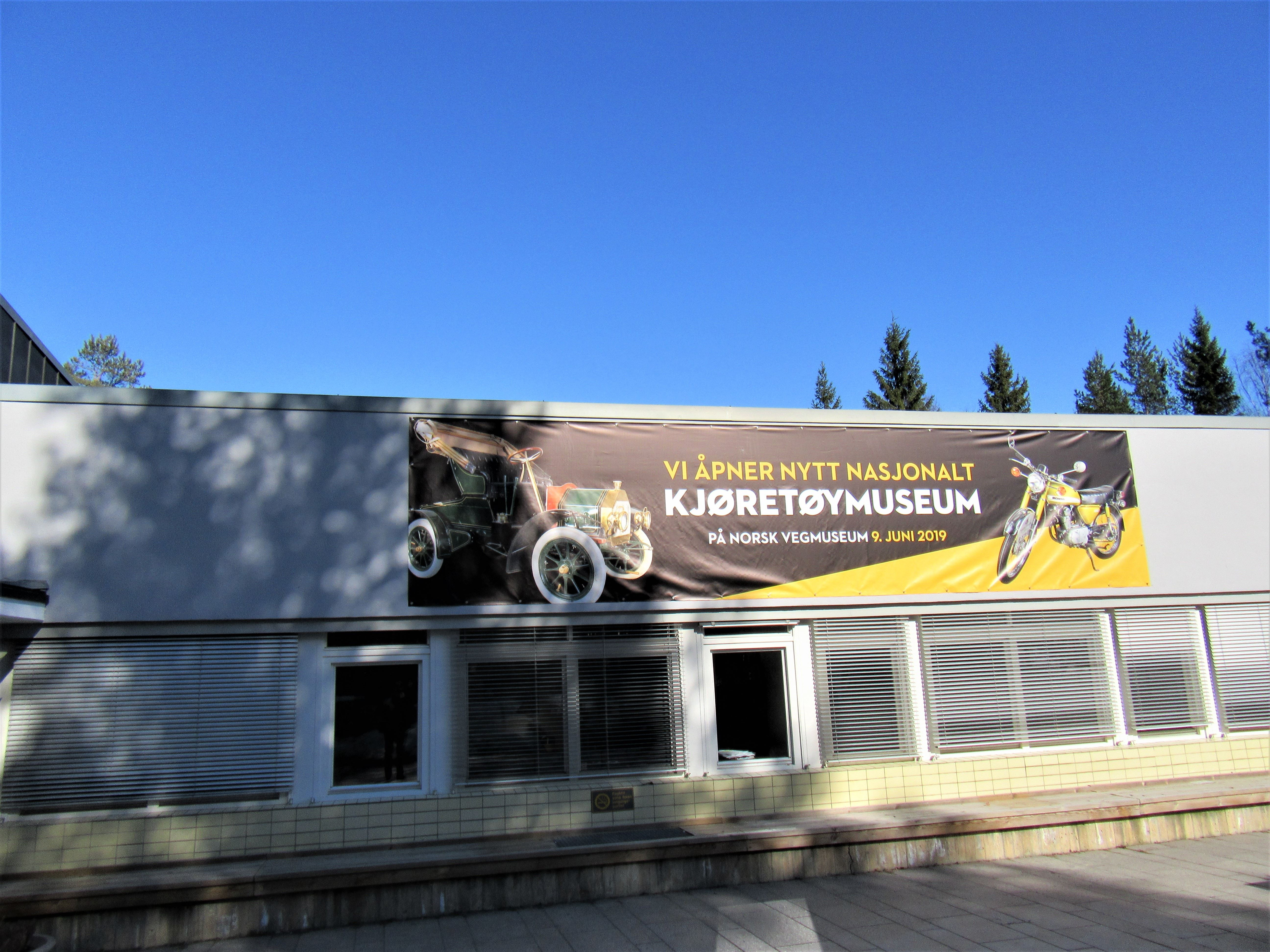 Opening of the Norwegian Vehicle History Museum