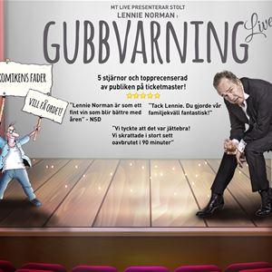Lennie Norman – Gubbvarning Live!