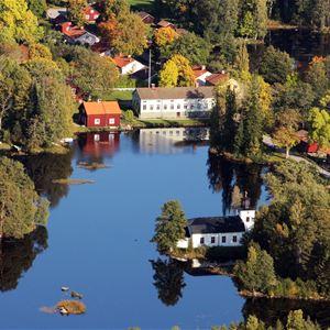 Lugnet i Oslättfors AB