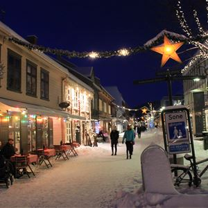 Christmas concert with Odd Nordstoga and Norwegian chamber orchestra
