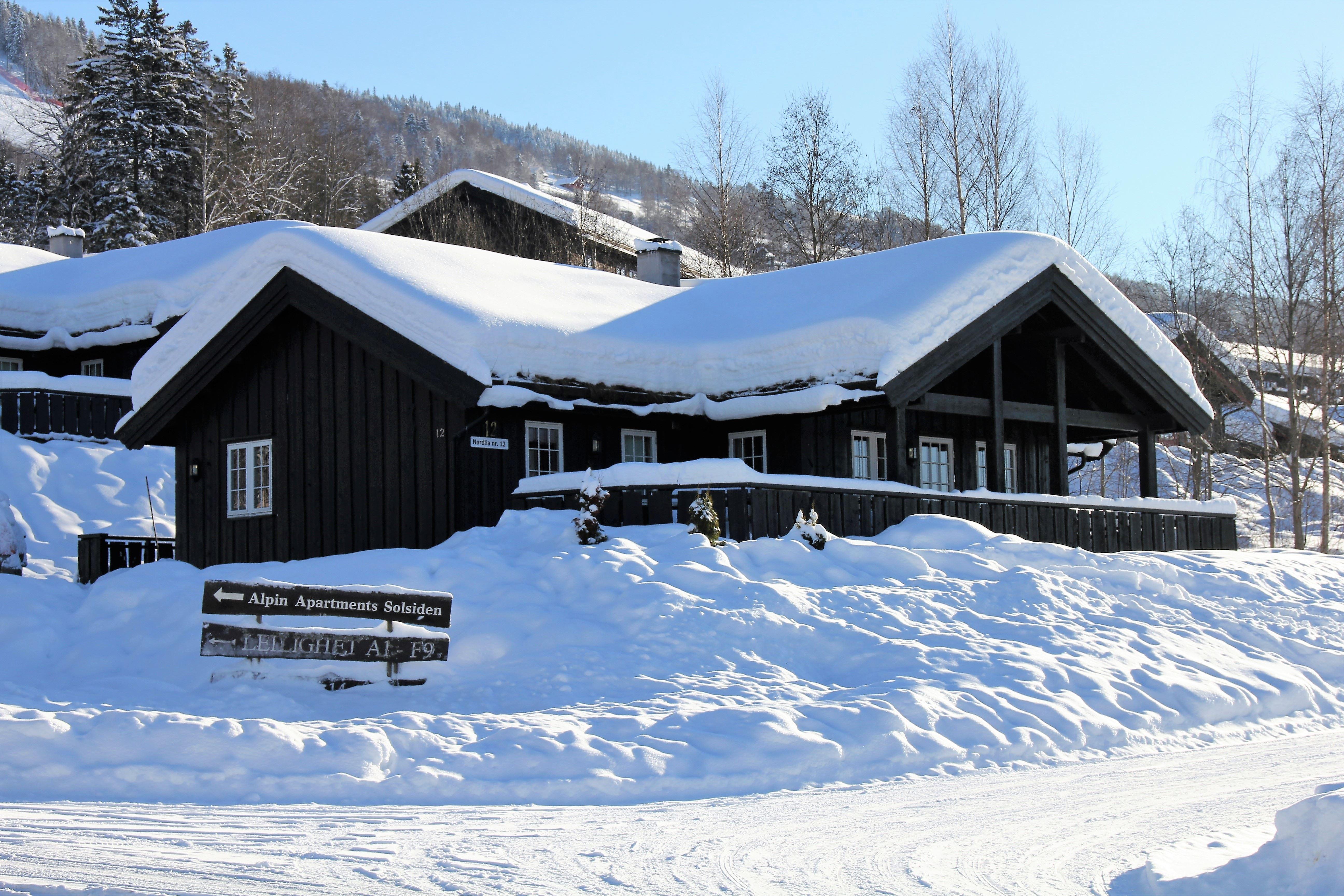 Nordlia 12 cottage
