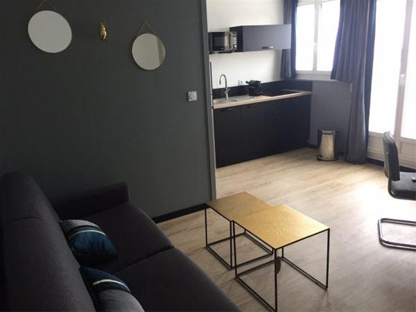 © BRAULT, VLG038 - Appartement en pied de pistes :