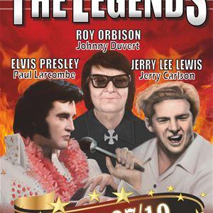 Foto: The Legends,  © Copy: The Legends, THE LEGENDS - 60s & 70s Comeback Special