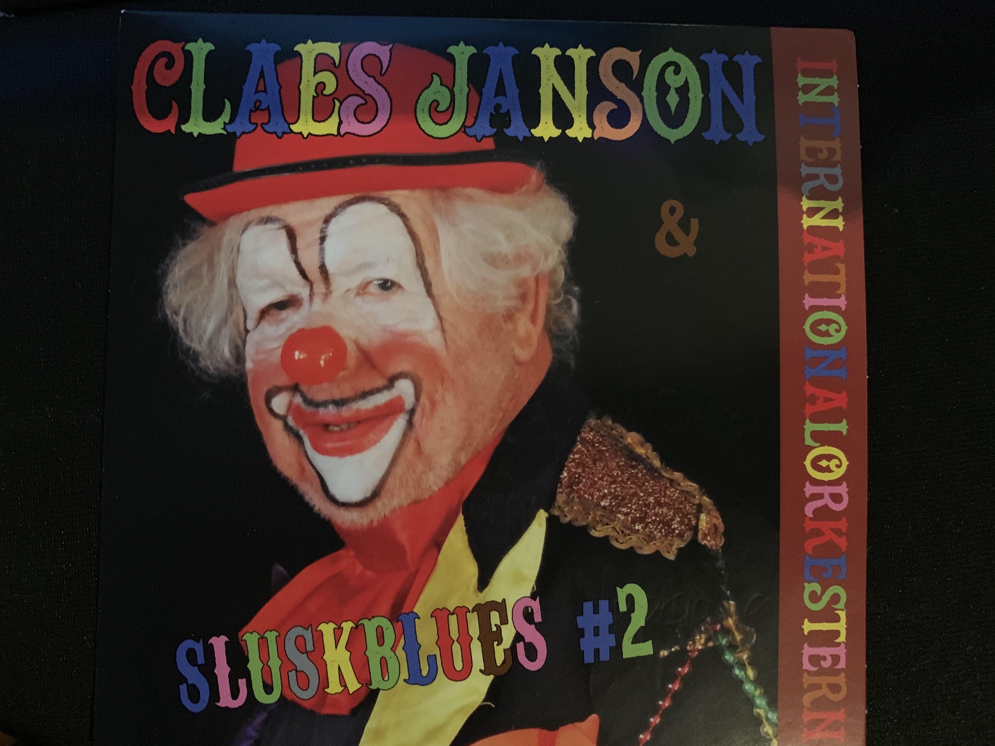 Claes Janson & Internationalorkestern hyllar Totta Näslund