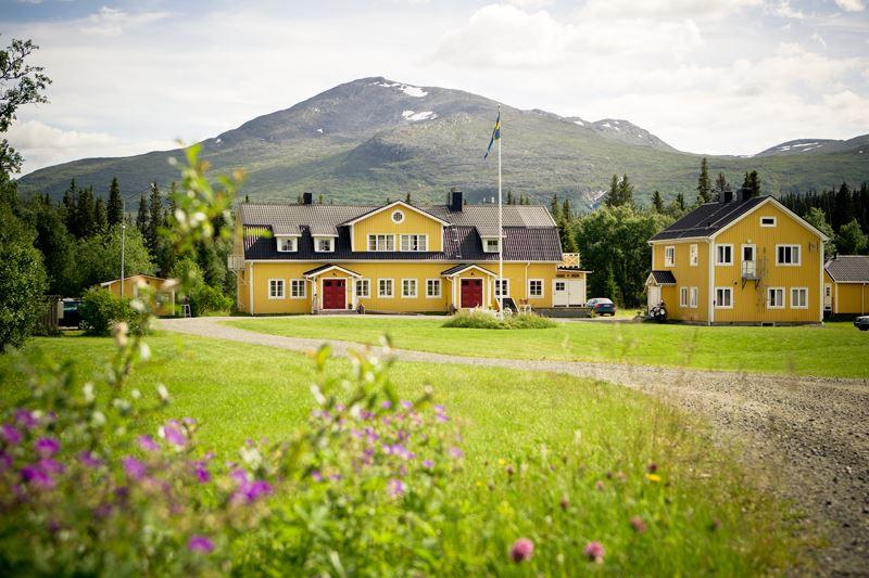 Enaforsholm Fjällgård