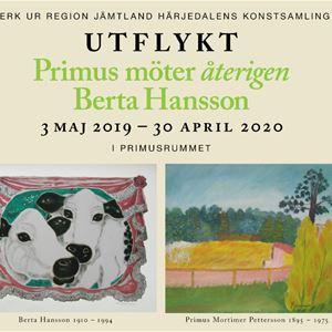 © Copy: region jämtland härjedalen, UTFLYKT - Primus möter återigen Berta Hansson