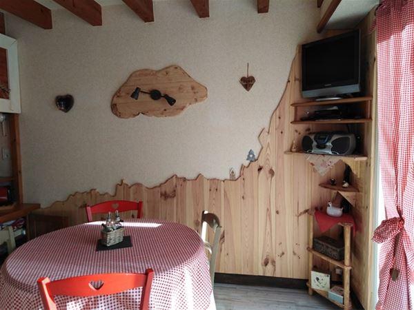 VLG013 - Maison mitoyenne au pied des pistes de la station du Val Louron