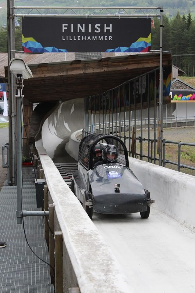 LILLEHAMMER INTERNATINATIONAL SLIDING CAMPS