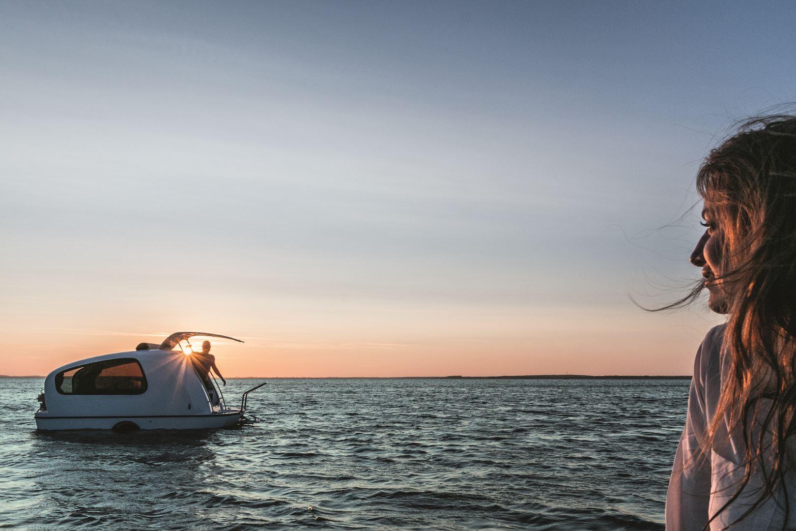Sealander - Molnbyggen Strand