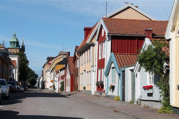 """Historisk stadsvandring Kvarnholmen - """"Staden som flyttades"""""""