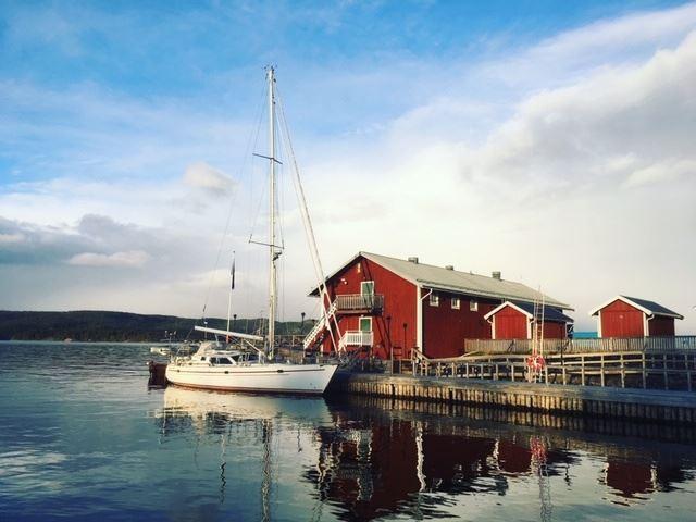 Håkan Jacobsson, Kajkanten Restaurang B&B