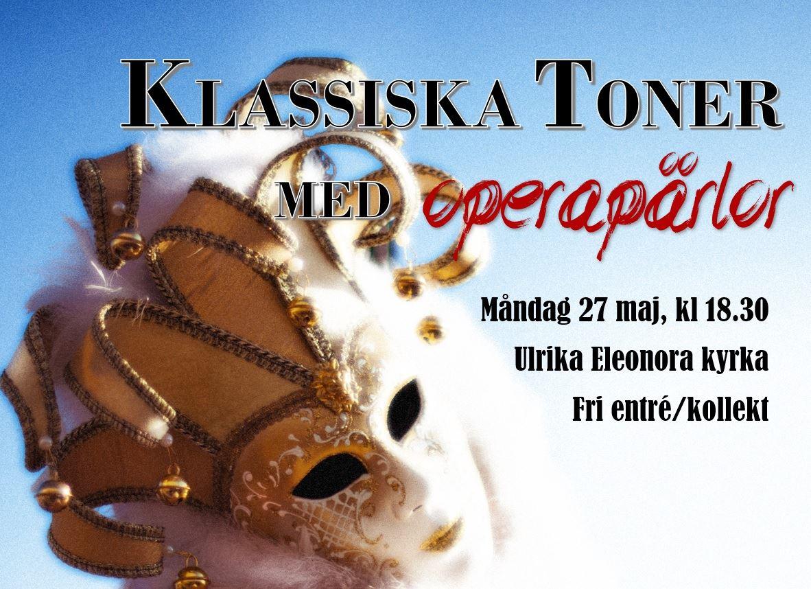 Klassiska toner med operapärlor