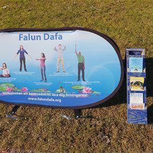 Vad är Falun Gong?